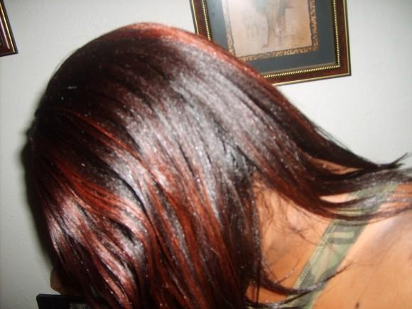 henna   indigo   bc  curvyecocentric   Can I Relax My Hair After Coloring